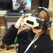 "Unity × VR study and trial in YahooLODGE"" Christmas Eve"